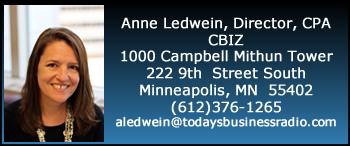 Anne Ledwein Contact Information