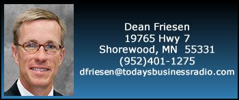 Dean Friesen Contact Information