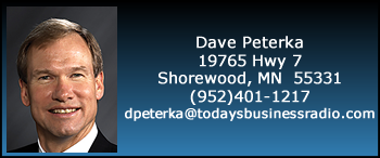 Dave Peterka Contact Information