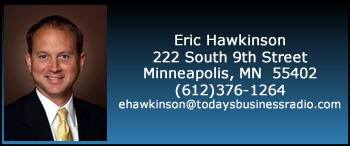 Eric Hawkinson Contact Information