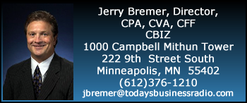 Jerry Bremer Contact Information