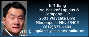 Jeff Jiang Contact Information