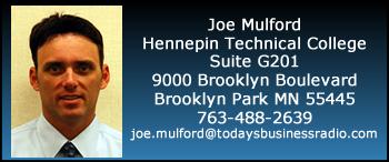 Joe Mulford Contact Information