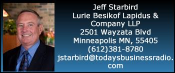 Jeff Starbird Contact Information