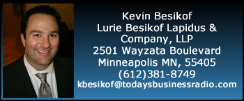 Kevin Besikof Contact Information
