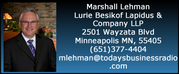 Marshall Lehman Contact Information