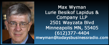 Max Wyman Contact Information