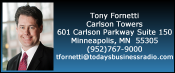 Tony Fornetti Contact Information